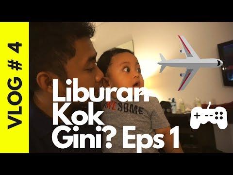 Liburan Kok Gini Eps-1? Cuma Di Hakaya Hotel Balikpapan | Hotel View Bandara Sepinggan | Sony A 6000