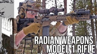 Radian Weapons Model 1 Rifle (Top Tier Rifle)