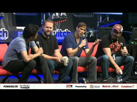RTX Australia: Red vs Blue Panel