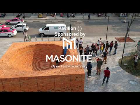 Masonite partners with university students at Mextropoli 2018