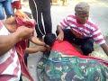 Detik detik Barongan Jaranan Turonggo Jawi Ndadi