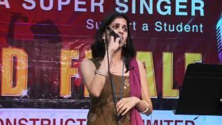Super Singer 2010 Mega Finale   Participant 13