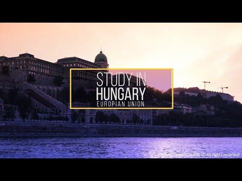 Study in Hungary - University of Debrecen
