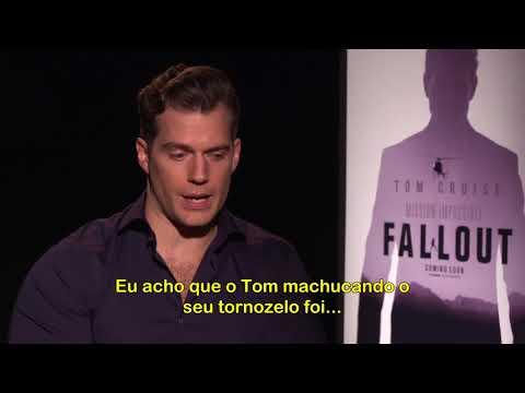 Entrevista   Henry Cavill - Missão: Impossível - Efeito Fallout