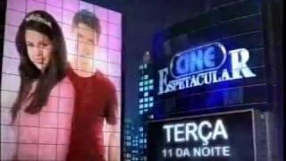 """Chamada do filme inédito """"Outro Conto da Novela Cinderela"""" no Cine Espetacular (09/08/11)"""