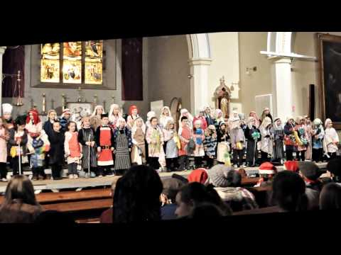 Christmas Play 17th December, 2014 - Borris Co.Carlow