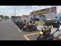cb650f - confraternização motocolatras foi top