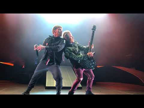 Shinedown - The Sound Of Madness Birmingham Alabama 05 / 16 / 2018