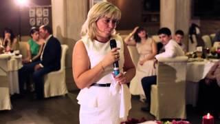 27 июля 2013 года. Свадебное мероприятие Ивана и Марии