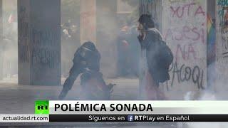 Fonoaudiólogos de universidades chilenas rechazan el uso de las 'armas acústicas'