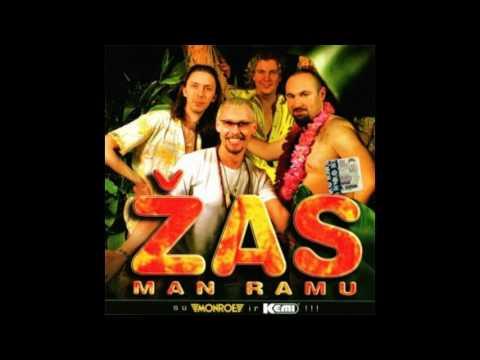 ŽAS - Man ramu (2002 m. albumas)