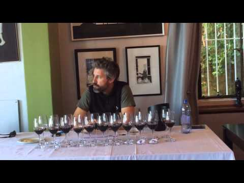 Top100 SA wines Cape Blends judging process 2014