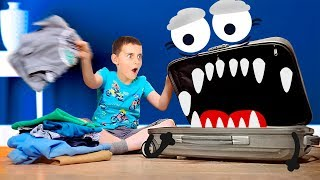 Funny stories with kids and cartoons