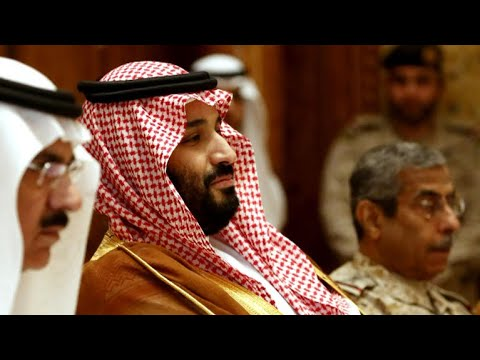 Saudi Arabia's crown prince arrests dozens, consolidates power