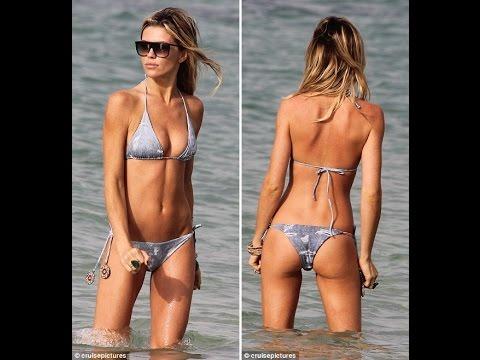Amber valletta bikini