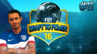 FUT 16 Draft to Power #11 - The Not So Magic Formula