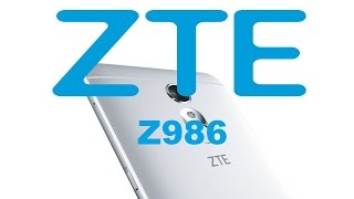 ZTE Z986 - Phablet comes with 6-inch FHD Display and Android Nougat Here Specs;