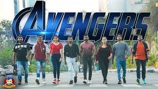 Avengers End Game Marvel Anthem Theme Cover | Telugu | A.R. Rahman | Moving Legs Entertainment
