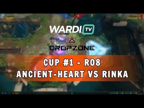 Ancient-Heart vs Rinka - WardiTV Dropzone Cup #1 (RO8)
