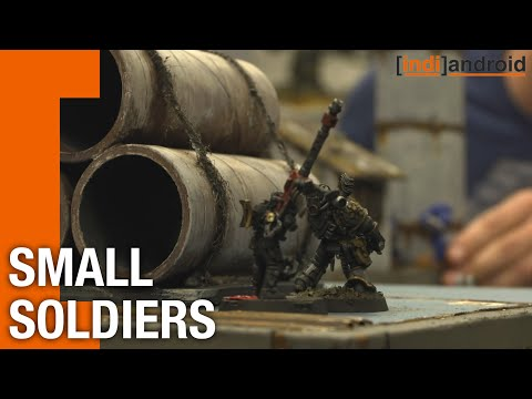 What's the Big Deal with Miniature Wargaming? | [Indi