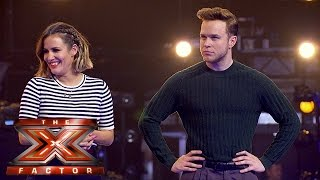 Battle of the X's: Knowing Me, Knowing You | The Xtra Factor UK 2015