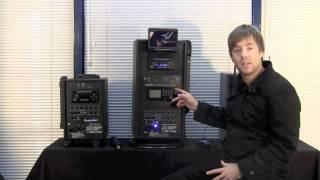 Portable PA System - PWA PA's