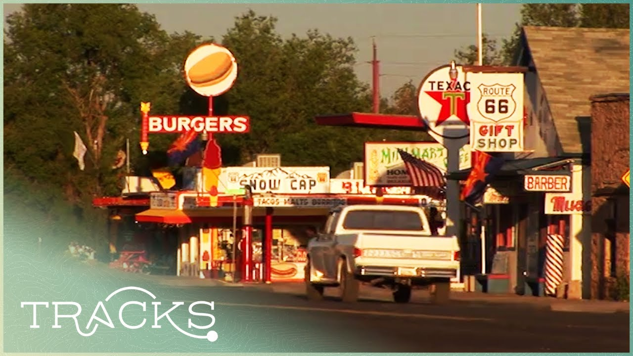 Road Trip Through The Real USA: How Big Chains Are Putting Independent America In Danger   TRACKS