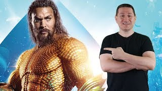 Aquaman Open Spoiler Review And Discussion