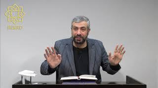 Riyazus Salihin Hadis Dersleri | Galip Kıran Hoca | 23 Mart 2018