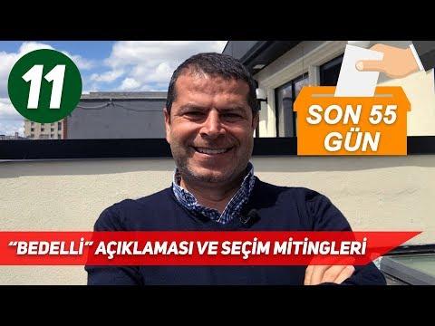 2018 Seçim - AK Parti Bedelli'yi Seçim Sonrasına Neden Erteledi? ( Son 55 Gün)