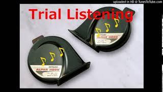Video New Mitsuba Alpha Horns Car Horn MBW-2E11G Black Made in Japan F/S Tracking download MP3, 3GP, MP4, WEBM, AVI, FLV Agustus 2018