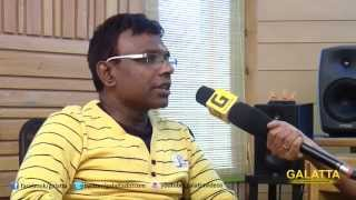 Ramanujan Music Director Ramesh Vinayagam Interview - Part2