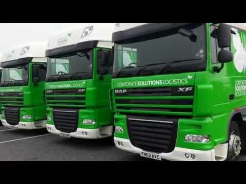 Alltruck Customer Stories: Corporate Solutions Logistics