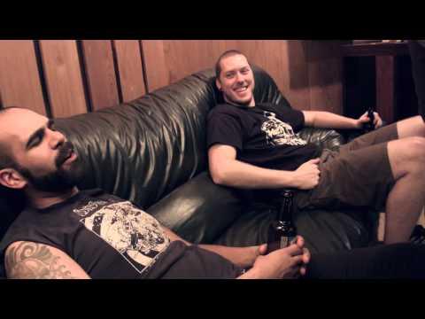 "Bum City Saints - ""Ride the Storm"" Pirates Press Records - Official Studio Video"