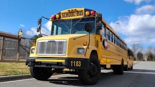 1998 Thomas FS65 Bus 1183