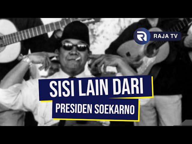 Sisi Lain Presiden Soekarno yang Jarang Terungkap