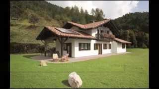 Case prefabbricate in legno Rensch-Haus Italia. Bioedilizia ad alto risparmio energetico.