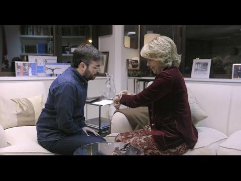 """Esperanza Aguirre termina la entrevista: """"Ya hemos acabado, querido Jordi"""" - Salvados"""