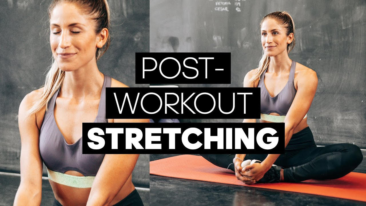 Download Post-Workout Stretching: Best Stretches to Relax the Muscles