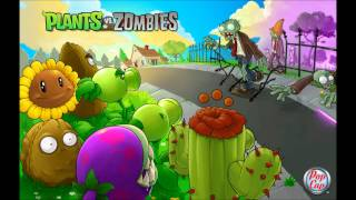 Plants vs. Zombies Song - Laura Shigihara - Zombies on Your Lawn