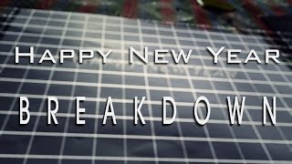 Breakdown of Happy New Year || Motion Tracking