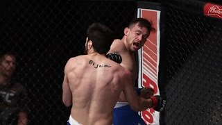 Fight Replay: James Krause vs. Ramsey Nijem | THE ULTIMATE FIGHTER