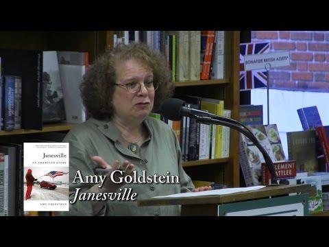 """Amy Goldstein, """"Janesville"""""""