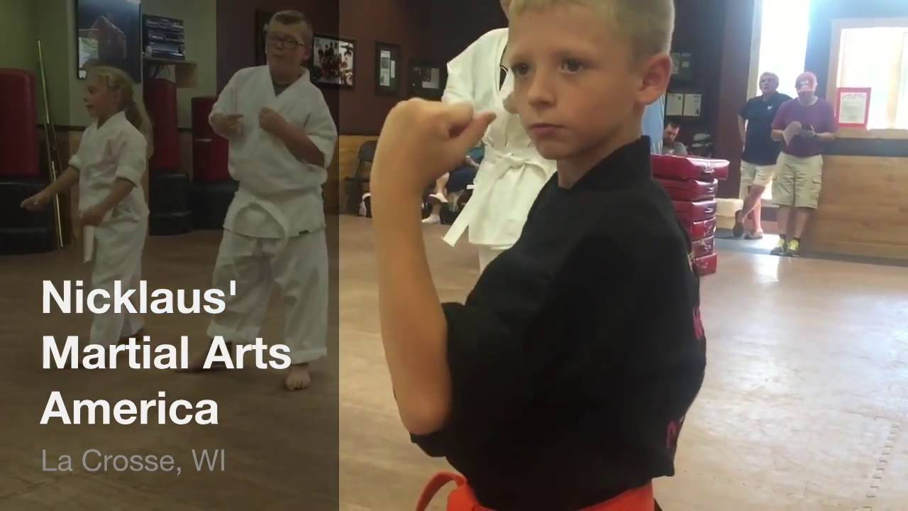 Martial Arts America - Benefits of Kids Karate Classes for ...