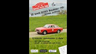 Cornuz Rally Tour 2020 : Teaser