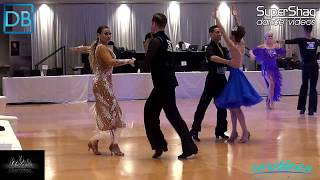 Comp Crawl with DanceBeat! Hotlanta 2018! Pro Am Latin Winners