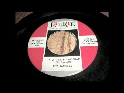 The Jarmels - A Little Bit Of Soap 45 rpm!