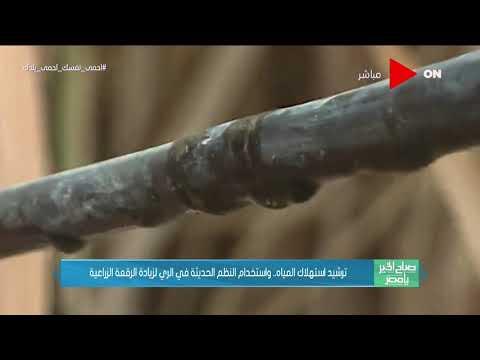 صباح الخير يا مصر - علي إسماعيل: المياه هى الحياة وبدونها لن يكون هناك تنمية  - نشر قبل 15 ساعة