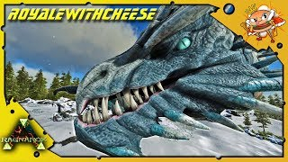 Winter Is Coming! Stealing Event Colored Ice Wyvern Eggs - ARK: RAGNAROK [DLC GAMEPLAY E70]