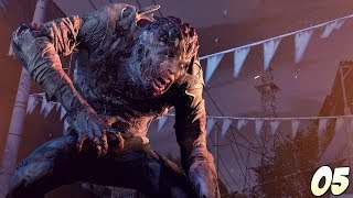 Dying Light Walkthrough Gameplay Part 5 - A New Type of Zombie